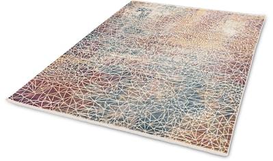ASTRA Teppich »Daniela«, rechteckig, 6 mm Höhe, Kurzflor, Wohnzimmer kaufen