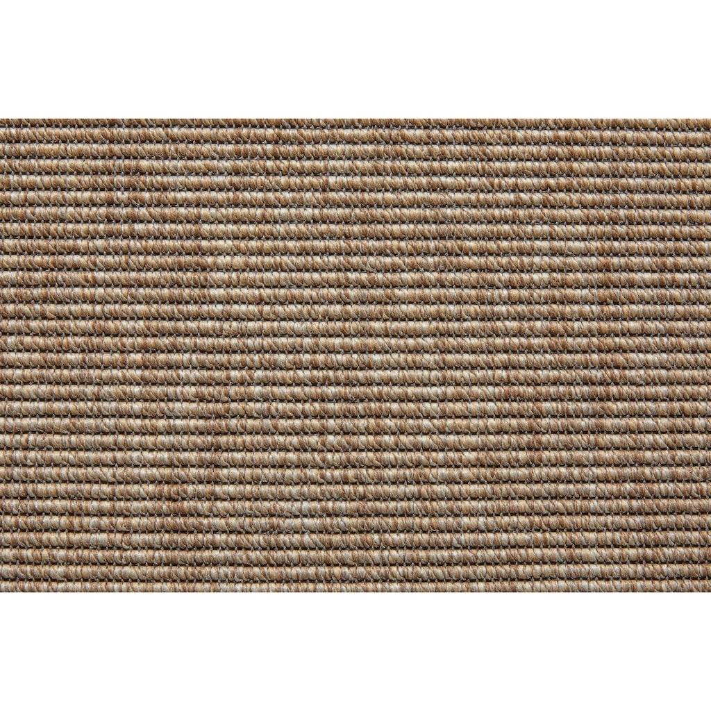 Dekowe Teppich »Naturino Elegance«, rechteckig, 10 mm Höhe, seitlich mit Bordüre eingefasst, Wunschmass, In- und Outdoor geeignet, Wohnzimmer