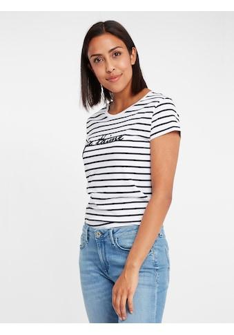 Cross Jeans® T - Shirt »55573« kaufen