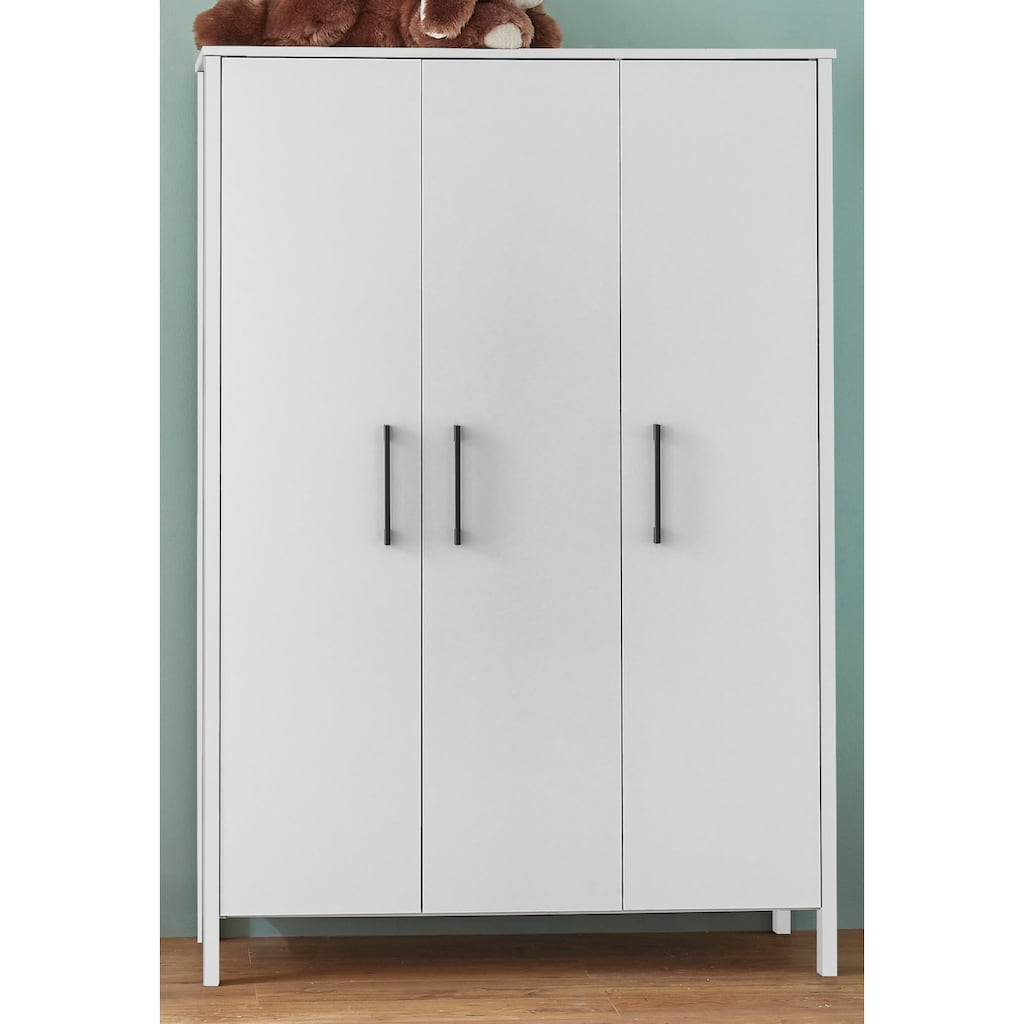 arthur berndt Kleiderschrank »Kiara«, 3-türig; Made in Germany