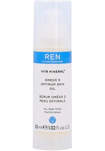 """Ren Gesichtsserum """"Vita Mineral Omega 3 Optimum Skin Serum Oil"""" kaufen"""