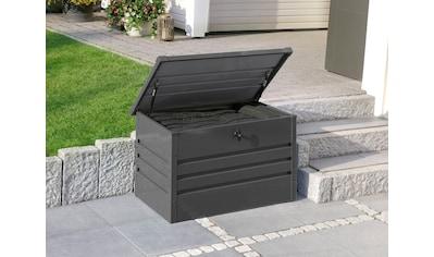 KONIFERA Kissenbox »Helsinki«, Stahl, abschließbar kaufen