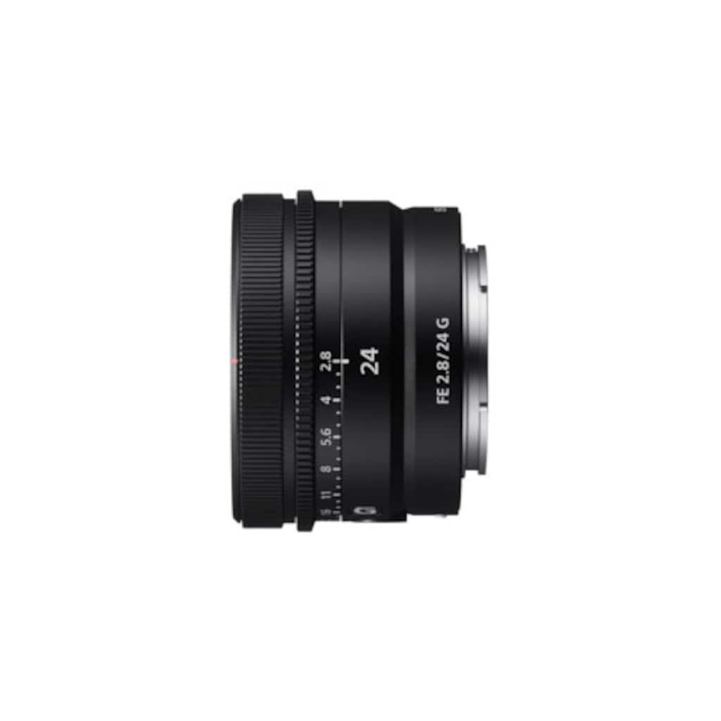 Sony Weitwinkelobjektiv »SEL24F28G.SYX«
