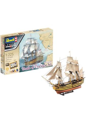 Revell® Modellbausatz »HMS Victory, Battle of Trafalgar«, 1:225, Made in Europe kaufen