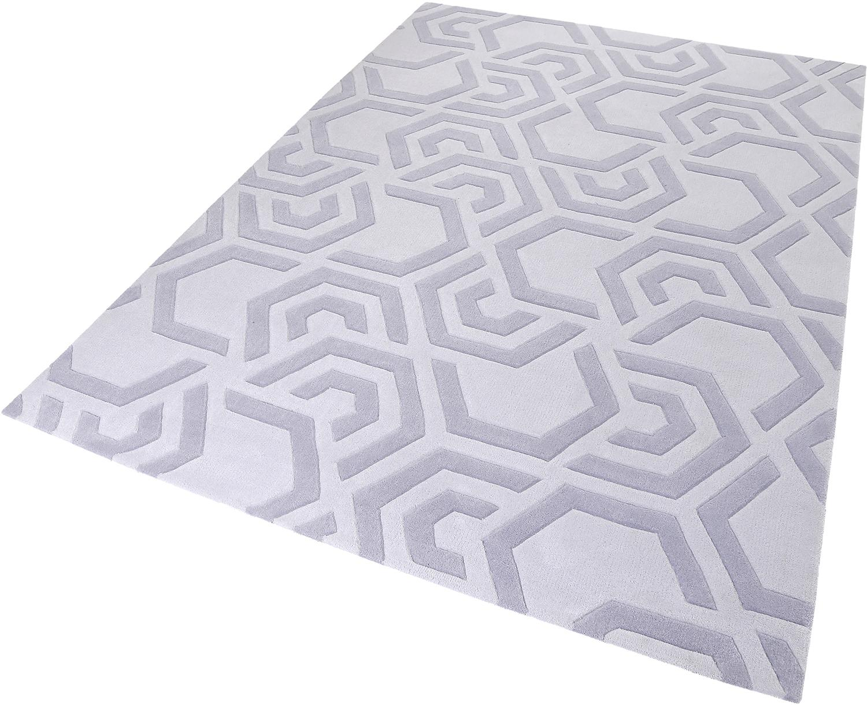 Teppich Casino Esprit rechteckig Höhe 10 mm handgetuftet