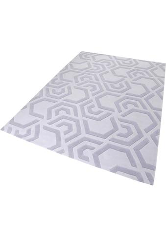 Teppich, »Casino«, Esprit, rechteckig, Höhe 10 mm, handgetuftet kaufen