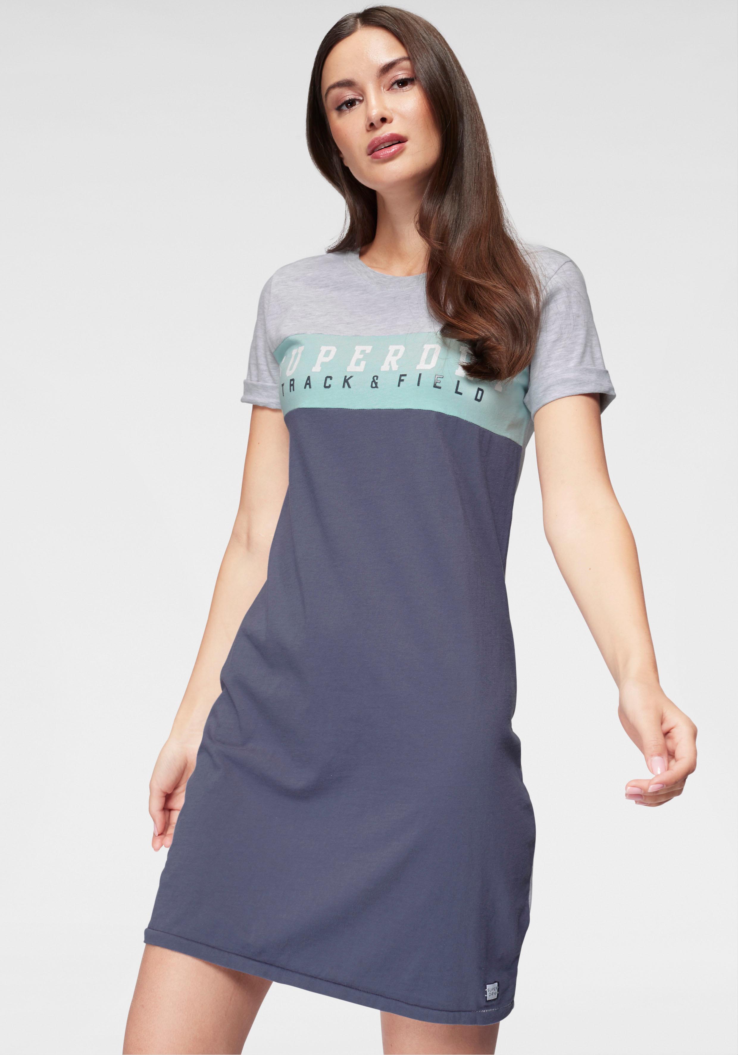 Superdry Sleepshirt Sanita Ringer