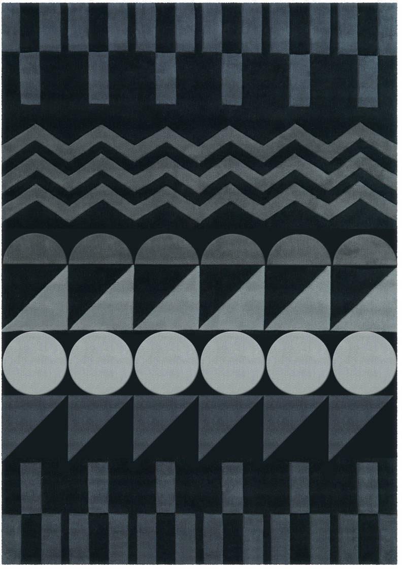 Teppich, »Spirit 3120«, aRTE ESPINA, rechteckig, Höhe 17 mm, handgetuftet