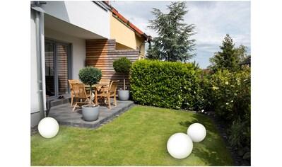 BONETTI LED Gartenleuchte »LED Solar Kugelleuchte 40 cm«, 1 St., Farbwechsler,... kaufen