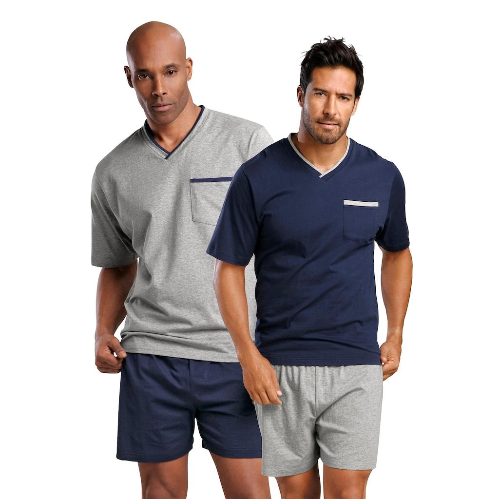 le jogger® Shorty, mit Brusttasche