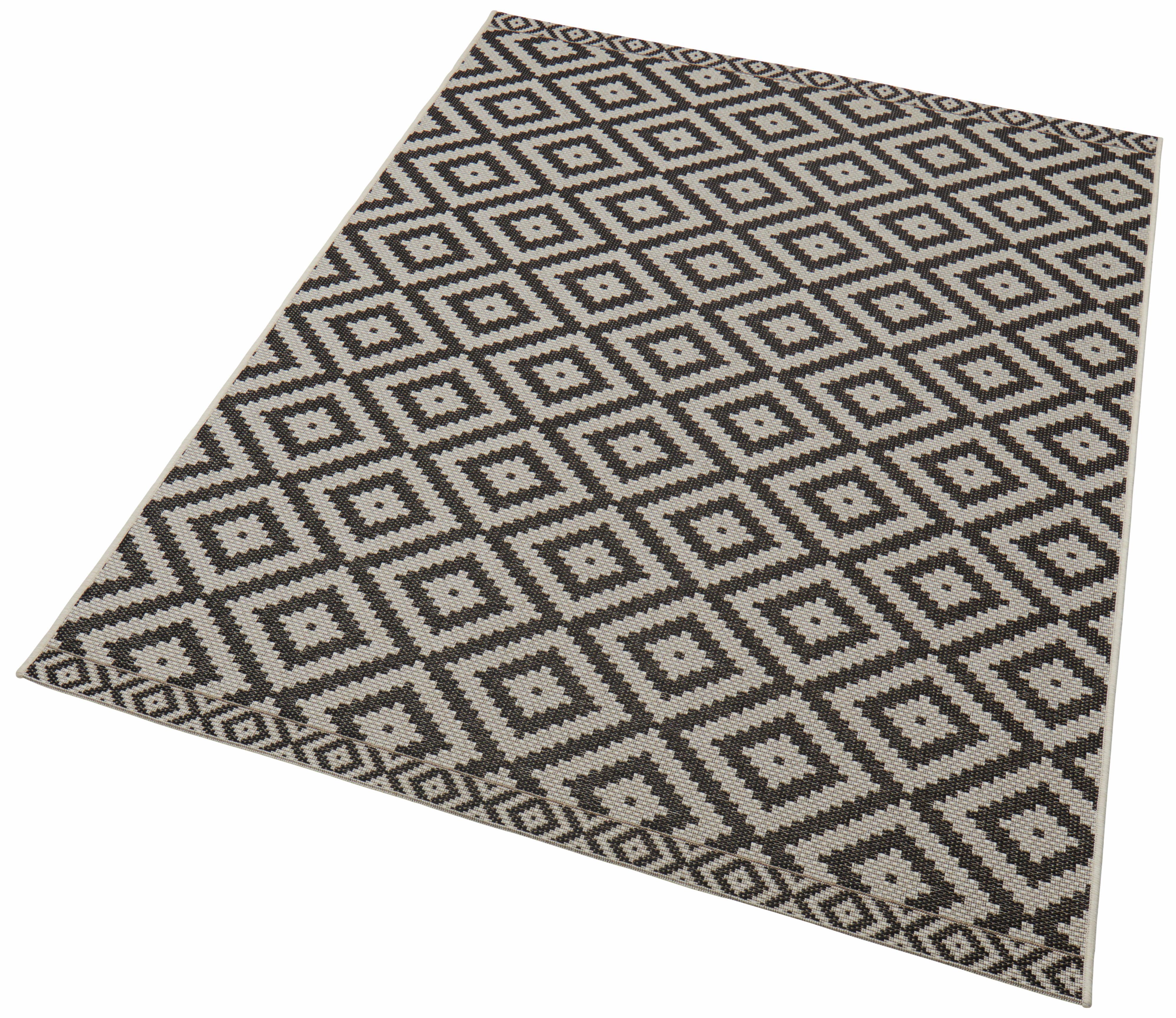 Teppich Summer freundin Home Collection rechteckig Höhe 4 mm maschinell gewebt