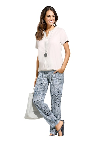 Classic Inspirationen Shirt mit transparenter Spitze kaufen