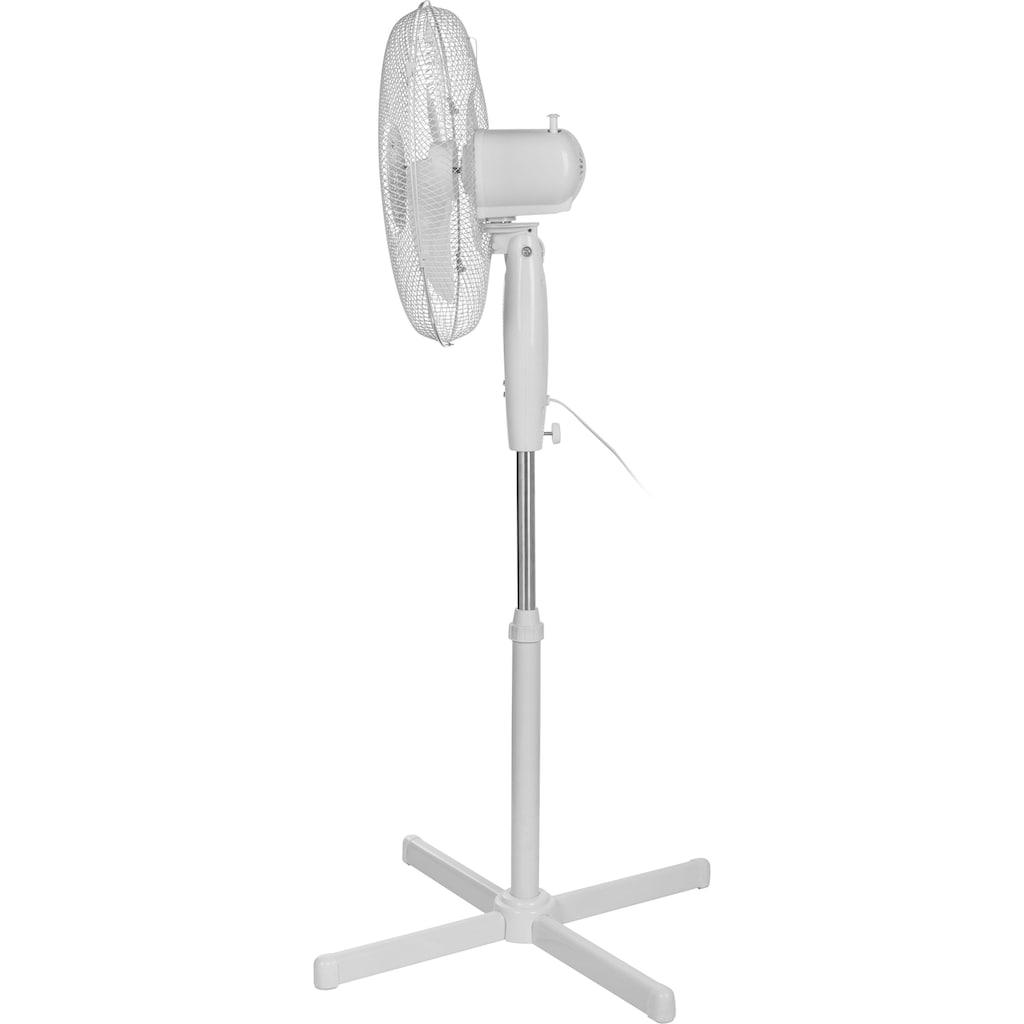 Tristar Standventilator »VE-5898«, einfach zu installieren und zu bedienen