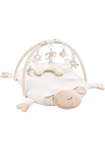 Fehn Spielbogen »BabyLOVE Schaf 3-D-Activity-Decke«, mit Krabbeldecke kaufen