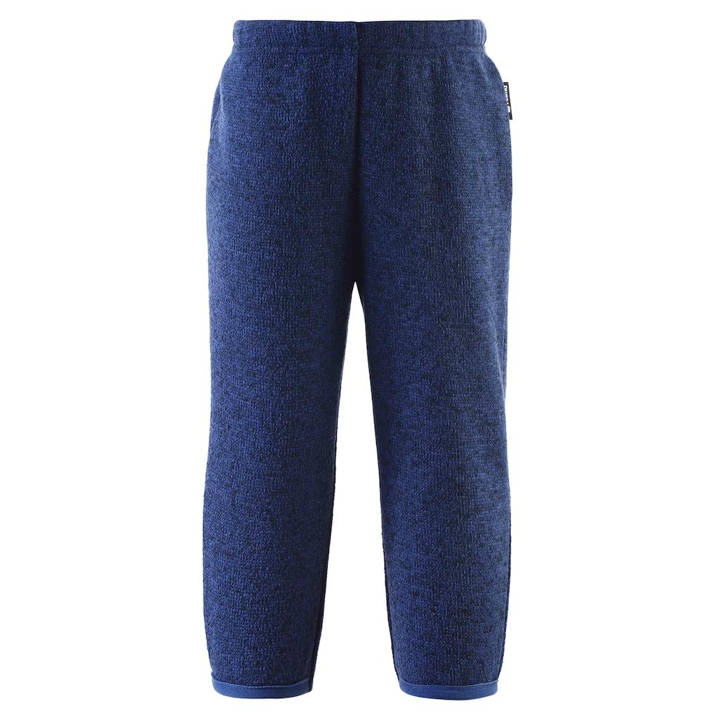 reima Langarmshirt & Leggings »Tahto«, Fleece-Set