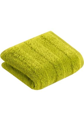 Vossen Gästehandtücher »Fresh«, (3 St.), BIO und VEGAN kaufen