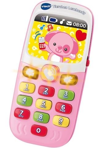 "Vtech® Spieltelefon ""VTech Baby, Baby Smartphone Pink"" kaufen"