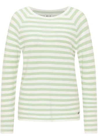 MUSTANG Sweatshirt »Carla UB Stripe« kaufen