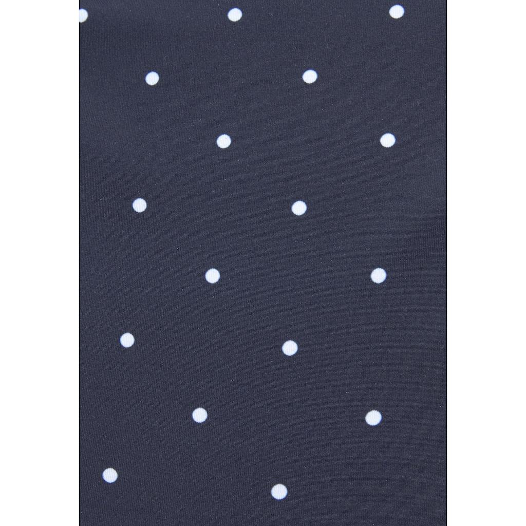 LASCANA Bikini-Hose »Sparkel«, seitlich zu raffen