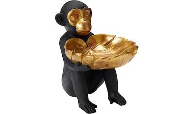 Leonique Dekofigur »Affe mit Schale« kaufen