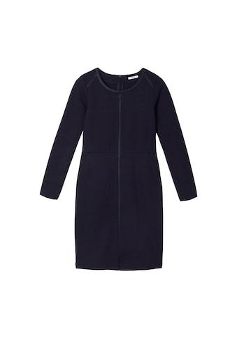 Sandwich A - Linien - Kleid mit beschichteter Paspel kaufen