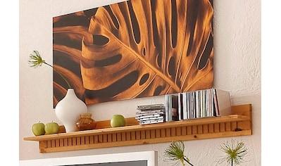 Home affaire Wandboard »Lisa«, aus schönem massivem Kiefernholz, in unterschiedlichen Farbvarianten kaufen
