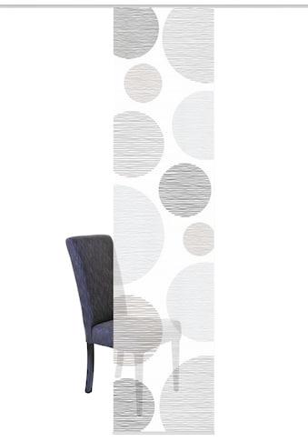 Vision S Schiebegardine »BORDEN«, HxB: 260x60, Schiebevorhang Bambus-Optik Digitaldruck kaufen