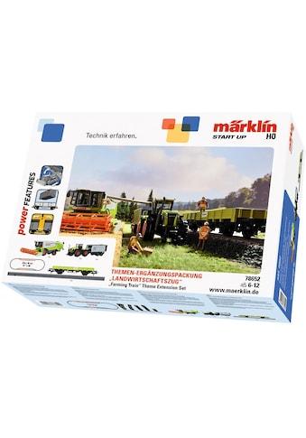"Märklin Güterwagen ""Märklin Start up  -  Themen - Ergänzungspackung Landwirtschaftszug  -  78652"", Spur H0 kaufen"