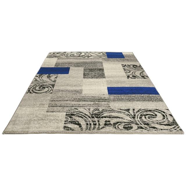 Teppich, »Julen«, my home, rechteckig, Höhe 14 mm, maschinell gewebt