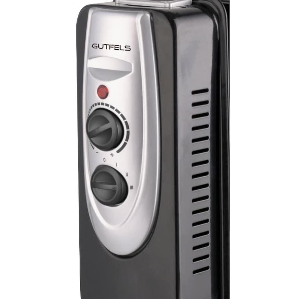Gutfels Ölradiator »HR 32009 sw«, 2000 W