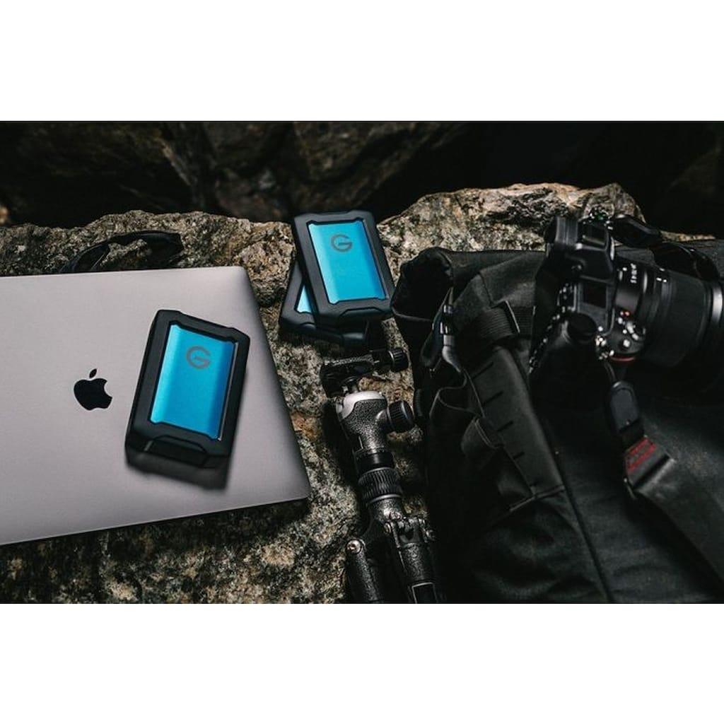 """G-Technology externe HDD-Festplatte »wasser- und staubfest«, 2,5 """", ArmortATD All-Terrain 2.5"""""""