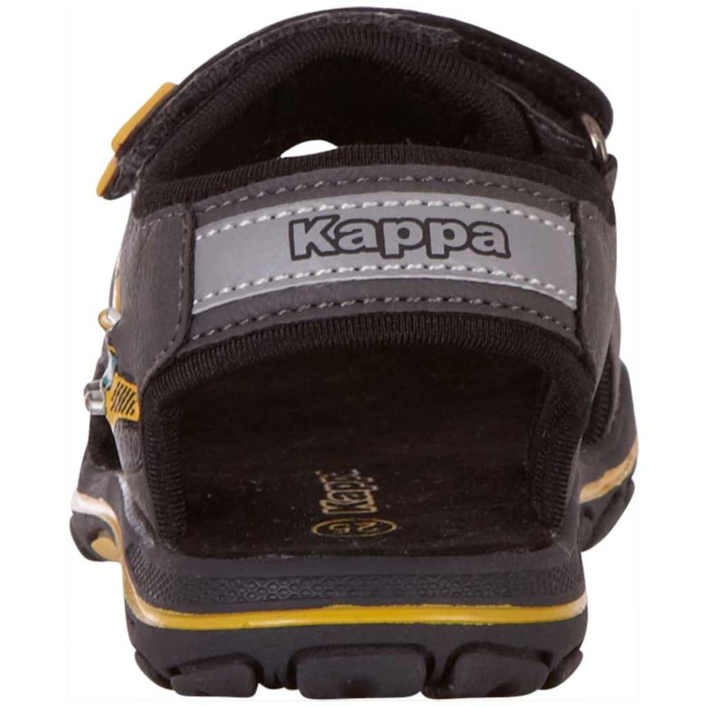 Kappa Sandale »ROAD SUN KIDS«, mit cooler Blinkfunktion<br />