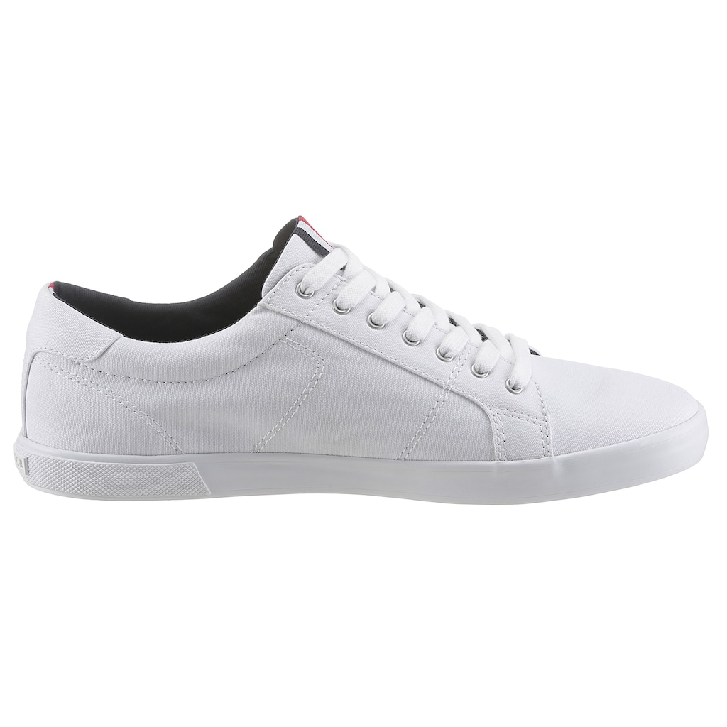 Tommy Hilfiger Sneaker »ICONC LONG LACE SNEAKER«, mit Logostickerei