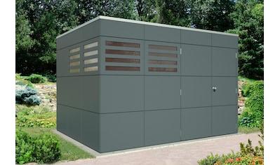 Skanholz Gartenhaus »CrossCube Brisbane 4« kaufen