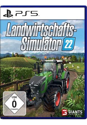 Astragon Spiel »Landwirtschafts-Simulator 22«, PlayStation 5 kaufen