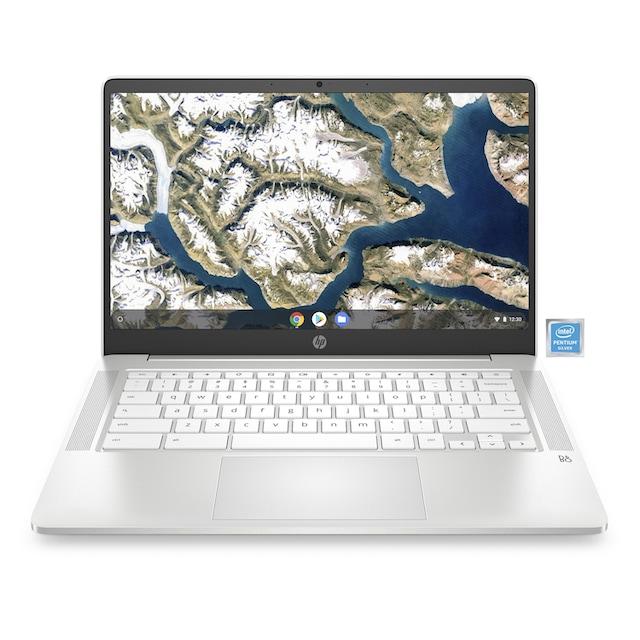 "HP Chromebook 14a-na0025ng »35,6 cm (14"") Intel Pentium, 64 GB, 4 GB«"