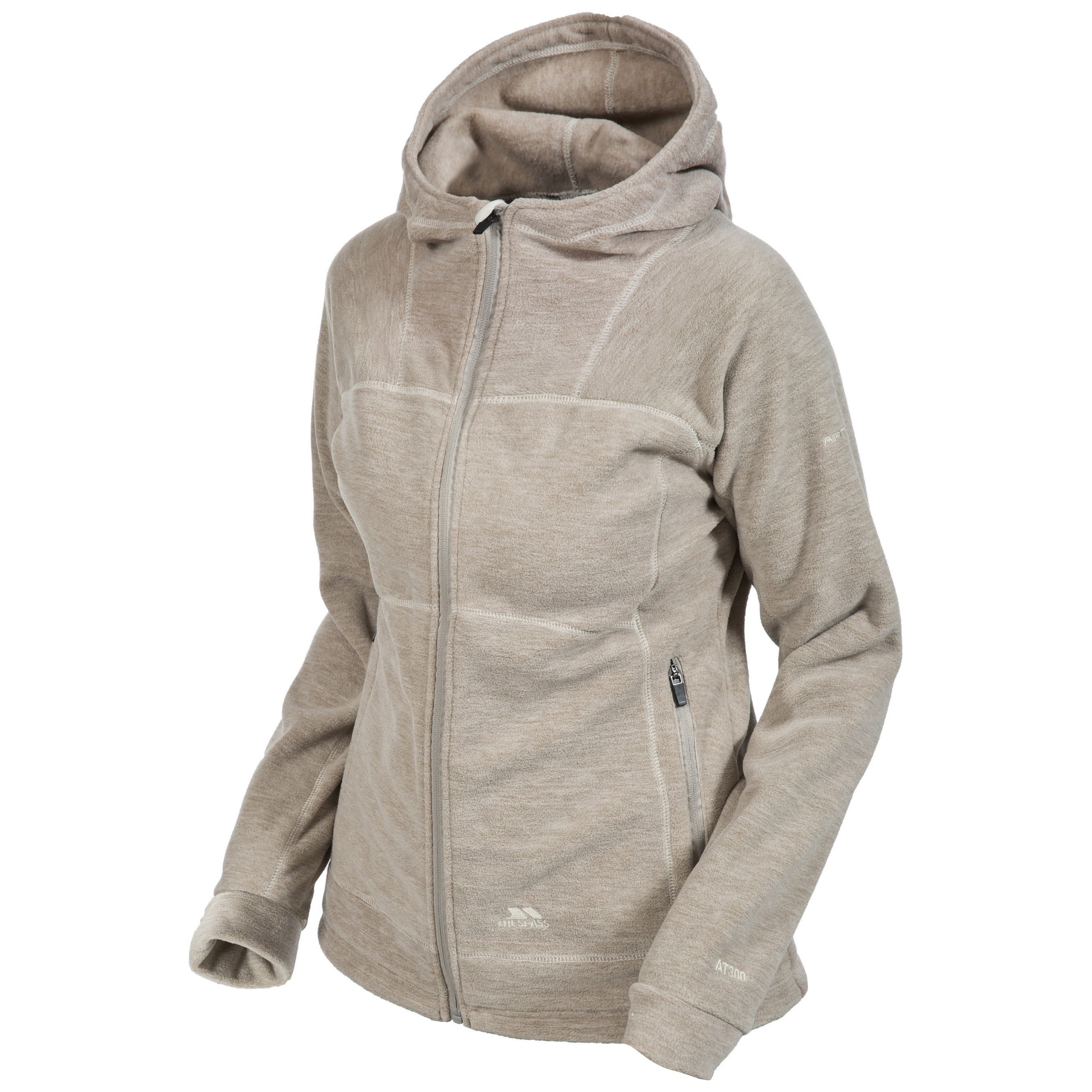 Trespass Fleecejacke Damen Scorch Fleece-Jacke mit Kapuze
