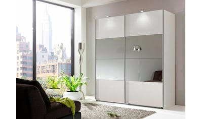 Wimex Schwebetürenschrank »Easy«, mit Teilspiegel kaufen