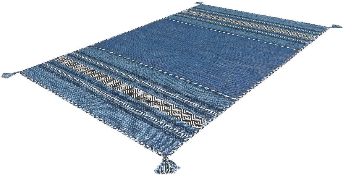Teppich Navarro Arte Espina rechteckig Höhe 8 mm handgewebt