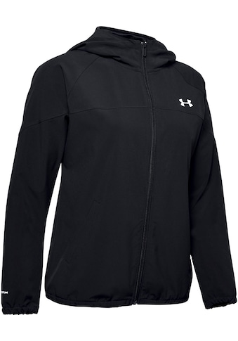 Under Armour® Kapuzensweatjacke »Woven Hooded Jacket« kaufen