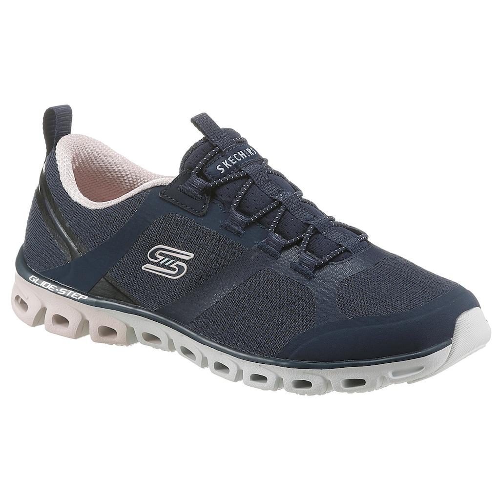 Skechers Slip-On Sneaker »GLIDE-STEP - DASHING DAYS«, mit Bio-Dri-Ausstattung