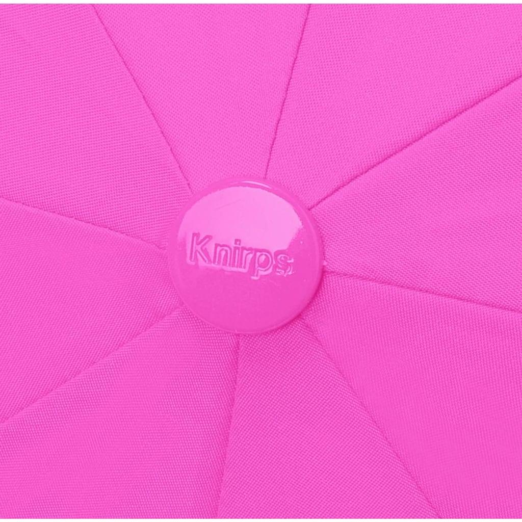 Knirps® Taschenregenschirm »Floyd, pink«