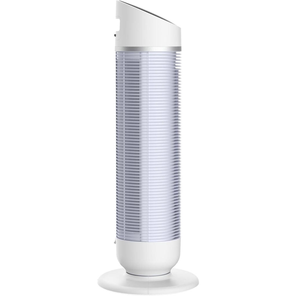 Rowenta Turmventilator »3in1 HQ8110 Silent Comfort«, äußerst leiser Ventilator und Heizung, für 40 m² Räume