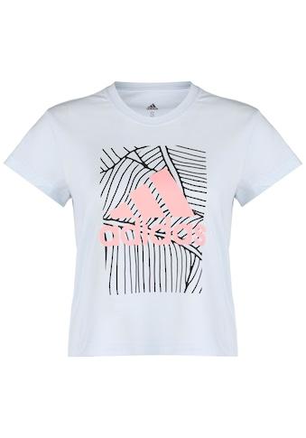 adidas Performance Trainingsshirt »Adi Vibes« kaufen