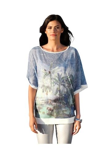 Amy Vermont Print-Shirt, mit Druck kaufen
