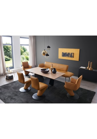 K+W Komfort & Wohnen Essgruppe »Drive«, (Set, 6 tlg.), Solobank mit... kaufen