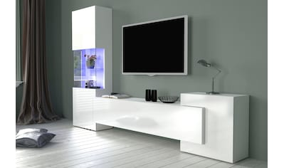 Tecnos Wohnwand »New Incontro« (Set, 3 - tlg) kaufen