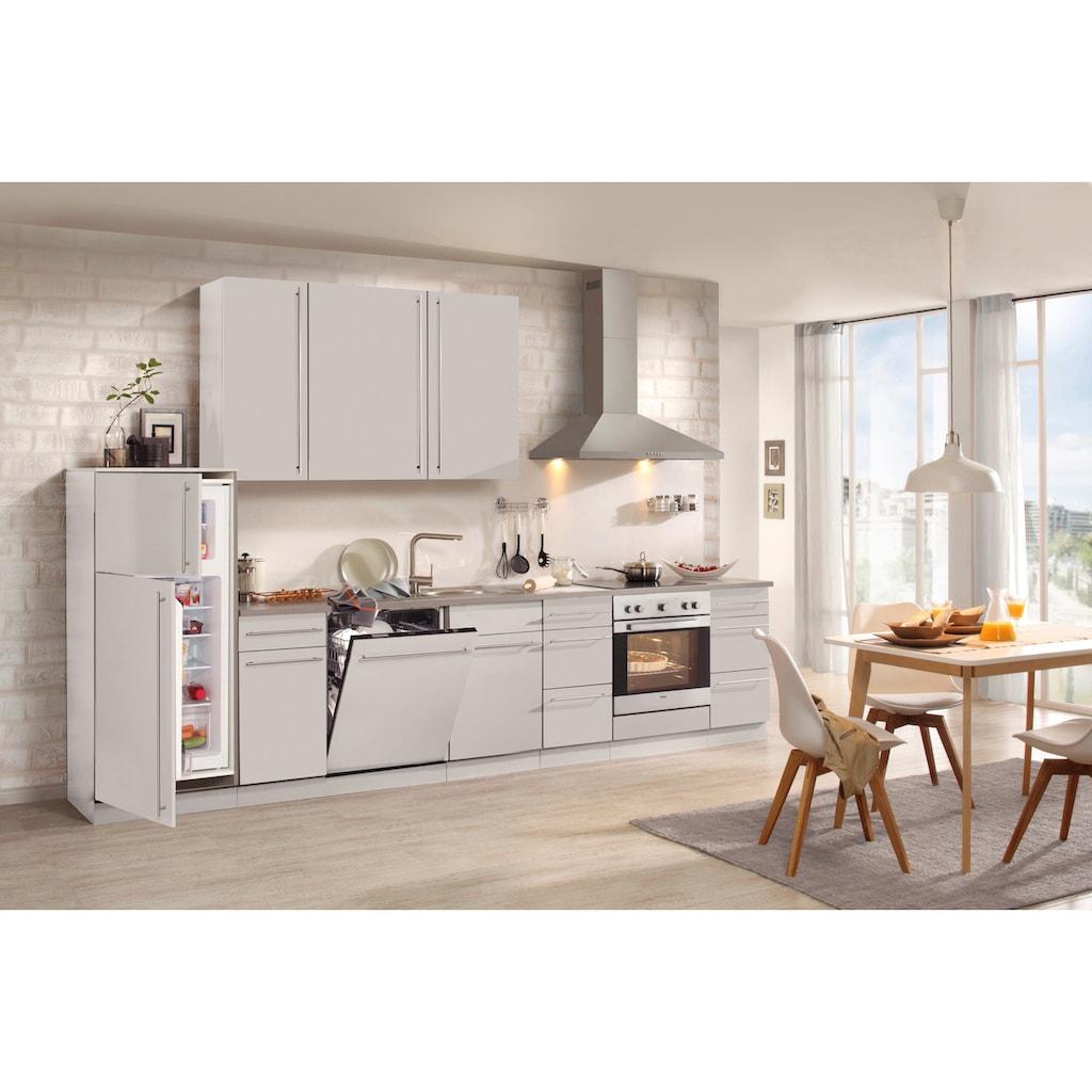 wiho Küchen Herdumbauschrank »Chicago«, 60 cm breit