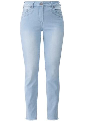 Recover Pants Jeans mit Stickerei kaufen