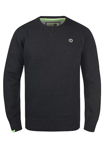 Solid Sweatshirt »Benn«, Sweatpullover mit weicher Fleece-Innenseite kaufen